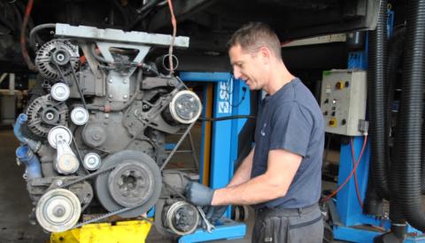 Activité de Global Bus Réparation et entretien