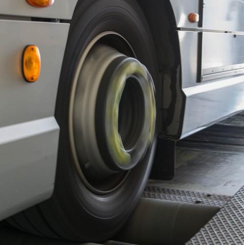 Les équipements pour réparation d'autocars
