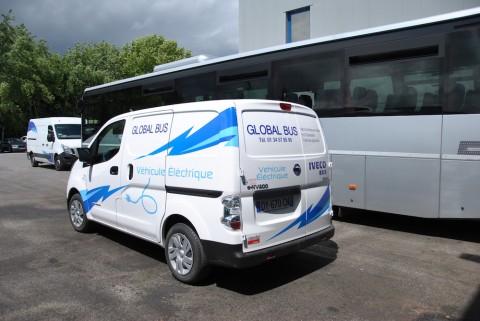 Livraison de votre commande Global Bus dès le lendemain