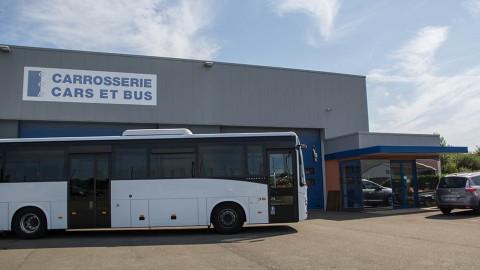 Ateliers Global Bus pour la réparation autocar et autobus