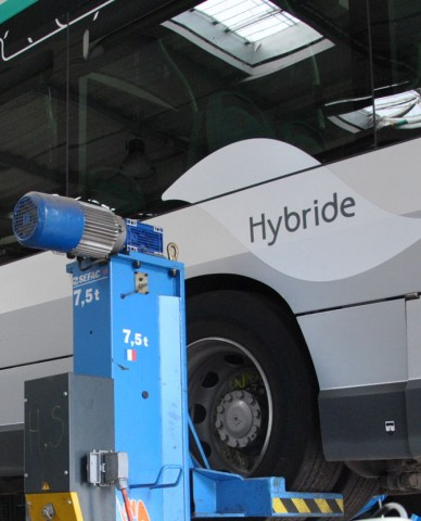 Global Bus et Iveco Bus prêt pour l'Hybride
