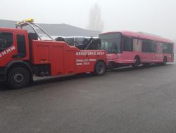 Assistance panne autocars 24h/24 Ile de France